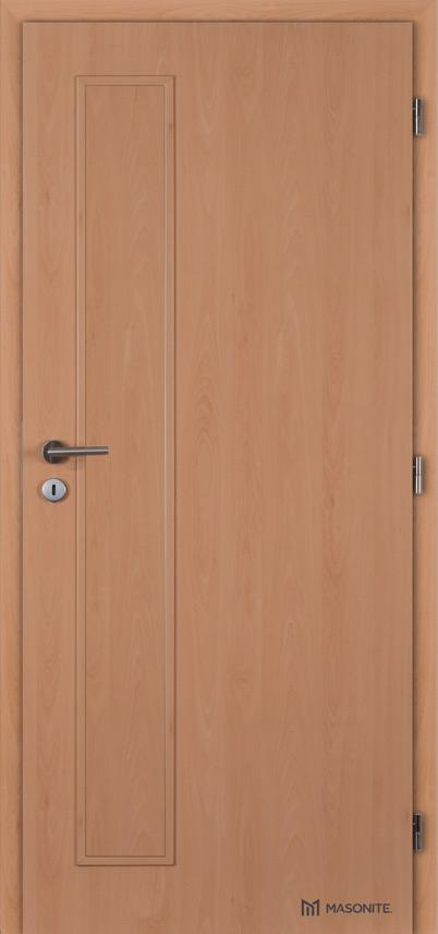 Interiérové dveře Masonite VERTIKA CPL Standard