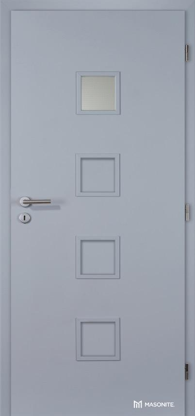 Interiérové dveře Masonite QUADRA 1 CPL Standard
