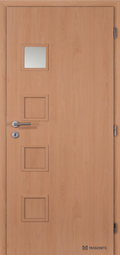 Interiérové dveře Masonite GIGA 1 CPL Standard