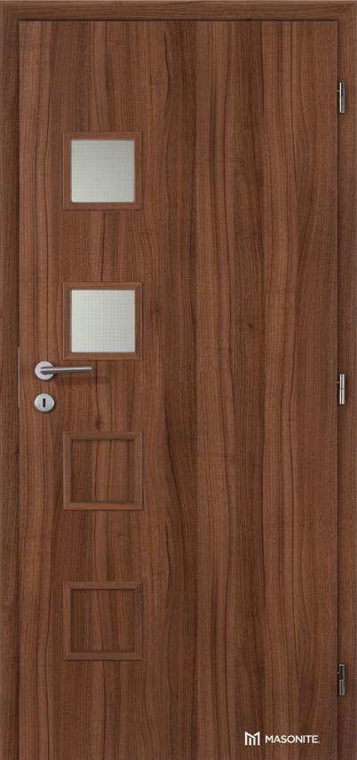 Interiérové dveře Masonite GIGA 2 CPL Standard