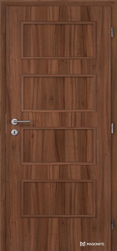 Interiérové dveře Masonite DOMINANT plné CPL Standard