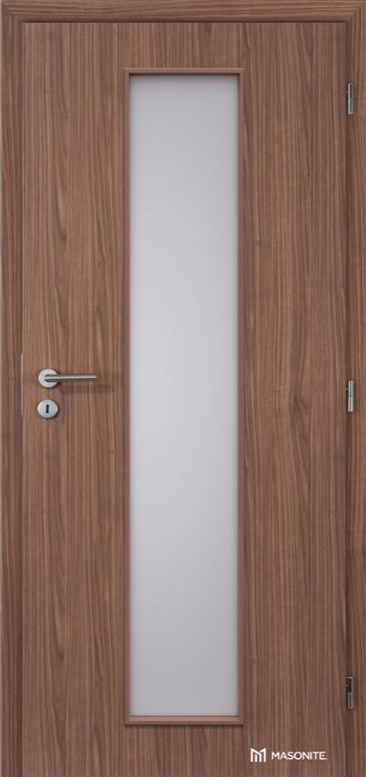 Interiérové dveře Masonite LINEA Kašírovací fólie