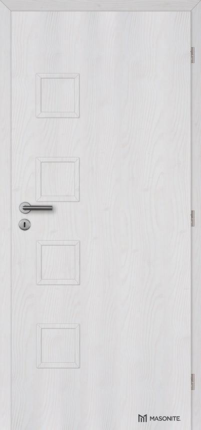 Interiérové dveře Masonite GIGA plné Kašírovací fólie
