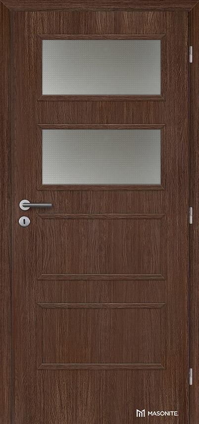 Interiérové dveře Masonite DOMINANT 2 Kašírovací fólie