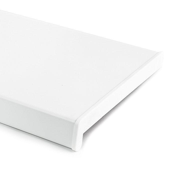 Vnitřní plastový parapet bílý hloubka do 150mm