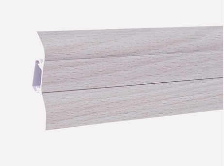 Soklová lišta LP 52 jasan šedý (485)