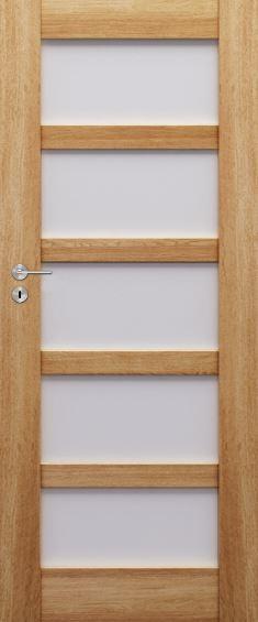 Rámové interiérové dveře VIVENTO - PRESTIGE PK - 02