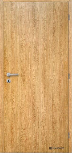 Bezpečnostní protipožární dveře B2 akustické CPL Standard