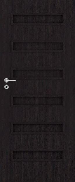 Deskové interiérové dveře VIVENTO - BASIC  - MEDIOLAN 0/6