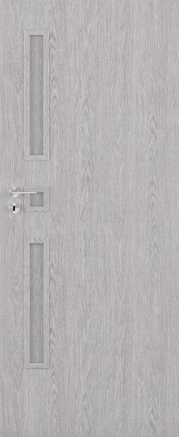 Deskové interiérové dveře VIVENTO - BASIC  - PANAMA 0/3