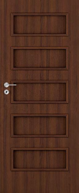 Deskové interiérové dveře VIVENTO - BASIC  - RIMINI 0/5