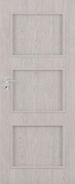 Deskové interiérové dveře VIVENTO - BASIC  - SOFIA 0/3