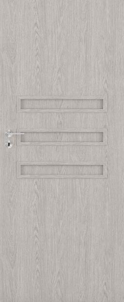 Deskové interiérové dveře VIVENTO - BASIC  - LIMA 0/3