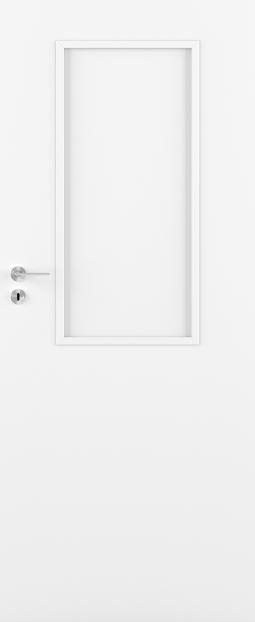 Deskové interiérové dveře VIVENTO - BASIC  - CLASSIC 01