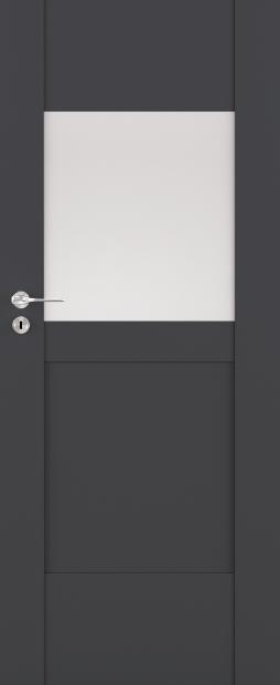 Exkluzivní rámové interiérové dveře VIVENTO - BRILLIANT BC - 02 vč. obložky