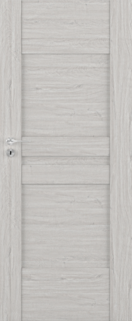 Exkluzivní rámové interiérové dveře VIVENTO - BRILLIANT BD - 01 vč. obložky