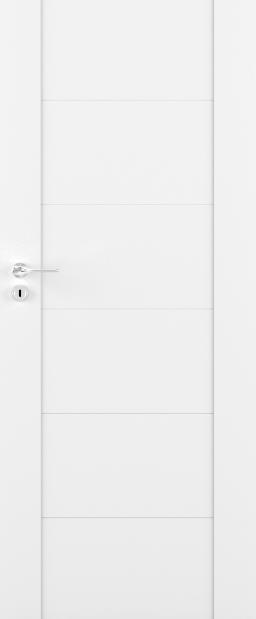 Exkluzivní rámové interiérové dveře VIVENTO - BRILLIANT BO - 01 vč. obložky