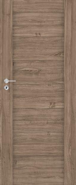 Bezfalcové rámové interiérové dveře VIVENTO - PRESTIGE PA-01