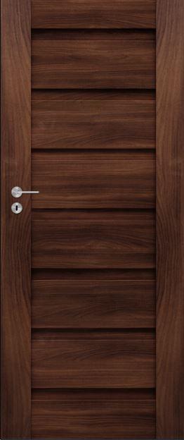 Bezfalcové rámové interiérové dveře VIVENTO - PRESTIGE PB-01