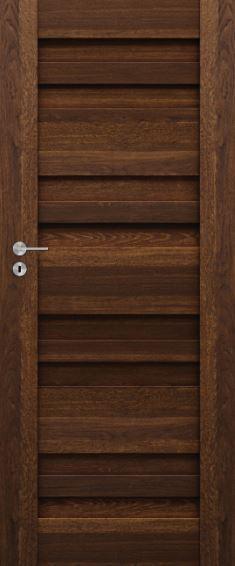 Bezfalcové rámové interiérové dveře VIVENTO - PRESTIGE PH  - 01
