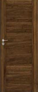 Bezfalcové rámové interiérové dveře VIVENTO - PRESTIGE PJ - 01