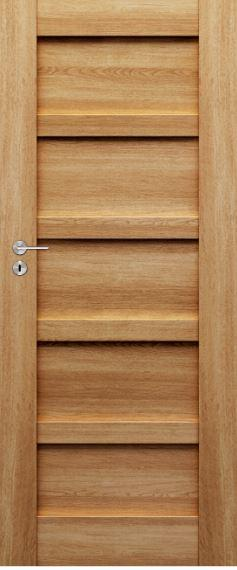 Bezfalcové rámové interiérové dveře VIVENTO - PRESTIGE PK - 01