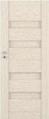 Bezfalcové rámové interiérové dveře VIVENTO - PRESTIGE PN - 01