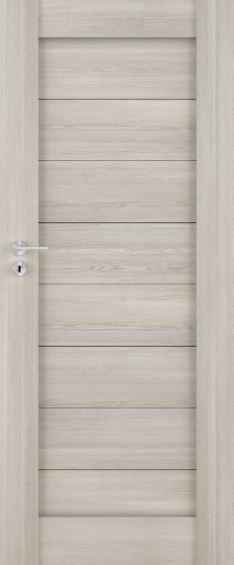 Bezfalcové rámové interiérové dveře VIVENTO - PRESTIGE PO - 01