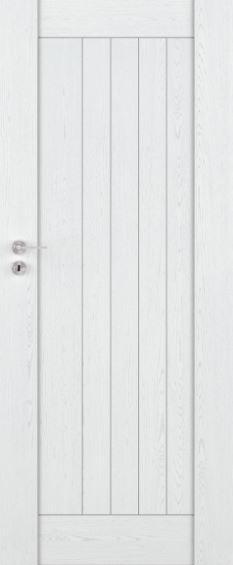Bezfalcové rámové interiérové dveře VIVENTO - PRESTIGE PR - 01