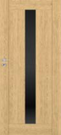 Bezfalcové rámové interiérové dveře VIVENTO - PRESTIGE  MI - 02