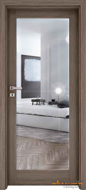 Rámové dveře Mirror