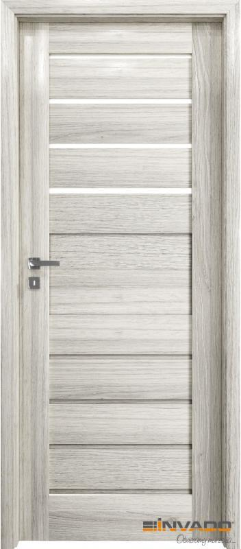 Rámové dveře Lago 2