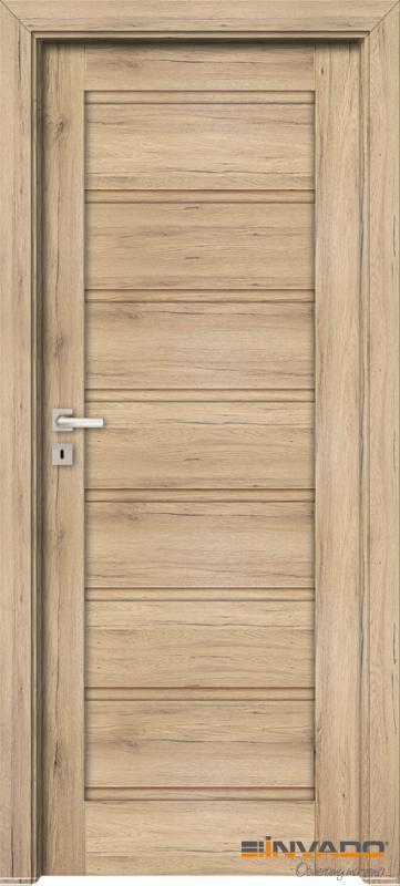 Rámové dveře Linea Forte 1